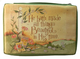 He Hath Made All Things Beautiful Bible Cover