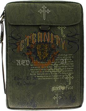 Designer Eternity Fashion Bible Case