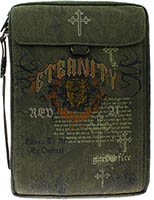 Designer Eternity Fashion Bible Case