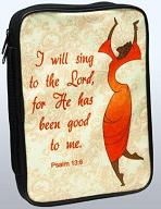 I Will Sing Bible Cover