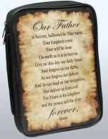 Lords Prayer bible covers