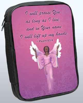 I Will Praise You Bible Cover