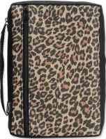 Leopard Print Bible Cover
