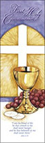 First Holy Communion Bookmark (Pkg of 25)