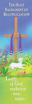 Sacrament of Reconciliation Bookmark (Pkg of 25)