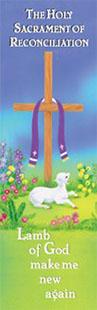 Sacrament of Reconciliation Bookmark (Pkg of 25)