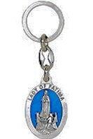 Lady of Fatima Keychain