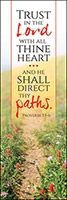 Trust in the Lord Bookmark (Pkg of 25)