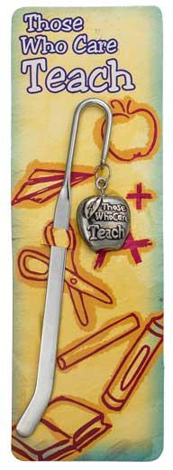 Teachers Apple Bookmark