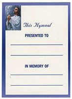 In Memory Of Bookplates (Pkg of 25)