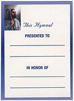 In Honor Of Jesus Bookplates (Pkg of 25)