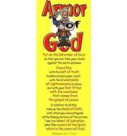Armor of God Bookmark (Pkg of 25)