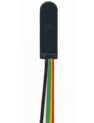 5 Woven Ribbon Bookmark