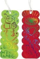 Magic Color Scratch Bookmarks Kit  (Pkg of 24)