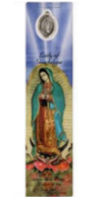 Lady of Guadalupe Bookmark w/ Medal
