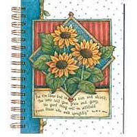 For the Lord God is the Sun and Shield Lined Journal