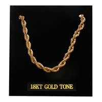 Gold Metal Chain Bracelet