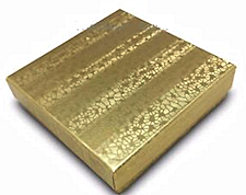 Bracelet Gold Foil Gift Box