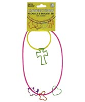 Faith Connections Necklace & Bracelet Sets
