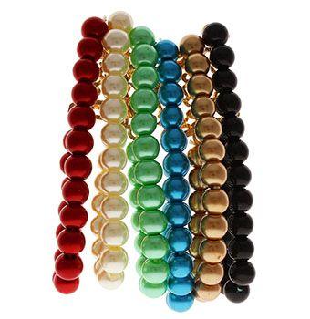 Colors of Bracelets