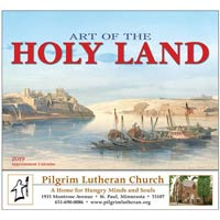 2019 Art of the Holy Land Universal Calendars