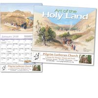 2018 Art of the Holy Land Universal Calendars