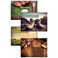 The Great Outdoors Birthday Cards (Box of 12)