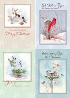 Sing Praise Christmas Cards Box of 12