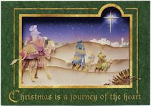 Christmas Journey Christmas Cards <br> (Box of 12)