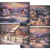 Home for Christmas Greeting Cards