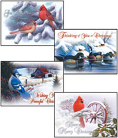 Winterscapes Boxed Christmas Card Assortment