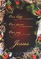 Jesus Christmas Cards (Box of 12)