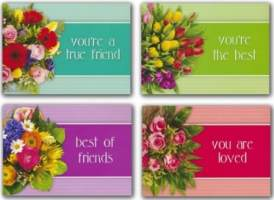 You Are Loved Friendship Cards - 12 Boxed Cards