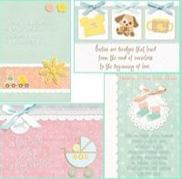 Tiny Miracles Baby Cards - 12 Boxed Cards
