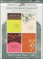 For Those Who Care Encouragement Cards (Box of 12)