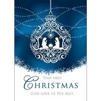 That First Christmas Greeting Cards (Box of 12)