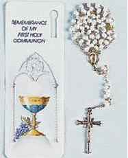 Rosary Bookmark
