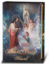 BLESSED TRINITY Missal - Communion