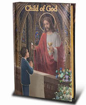 Child of God First Communion Prayer Book Cathedral Edition