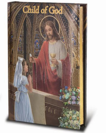 First Communion Prayer Book Cathedral Edition