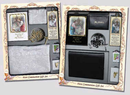 Deluxe First Holy Communion Gift Sets
