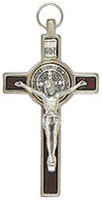 The Crucifix Of St. Benedict Wall Cross