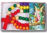 Wooden Youth   or Child's Rosary
