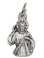 Divine Mercy Bracelet Medal Charm