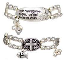 Soar Like an Eagle Bracelet Christian