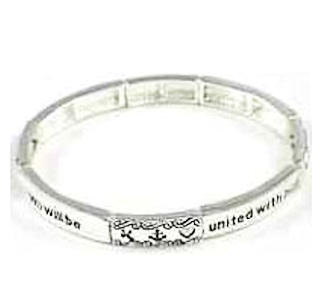 We Will be United Resurrection Bracelet