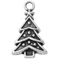 Christmas Tree Charms (Pkg of 12)