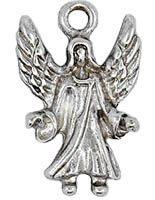 Angel Pewter Charms (12) Bracelet or Necklace