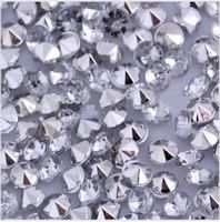 Clear Rhinestones 1/4 Inch (Pkg of 200)