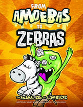 From Amoebas to Zebras Children's Book w/Audio CD